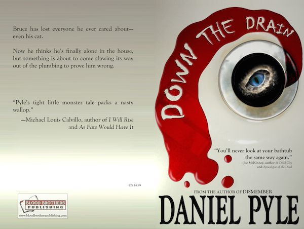 Down the Drain Wraparound Cover